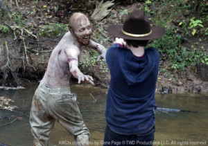 The walking dead : Tuer ou être tué (2×11)