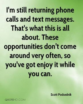 Calls Quotes