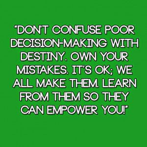 live mistake mistakes move quotes all make mistakes pic 16