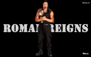 ... ,Images of Roman Reigns,Roman Reigns Posing With His Belt Wallpaper