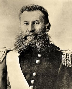 George Crook may have thought he finally beat the Apaches in 1874, but ...