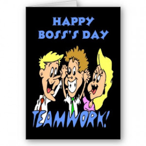 Funny Boss's Day Greeting Cards, Funny Bosses Day eCards