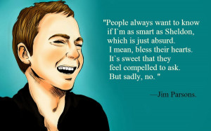 AU] Sheldon Cooper Appreciation Post!