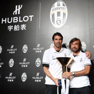 The Watch Quote: Photo - Juventus of Turin chooses Hublot