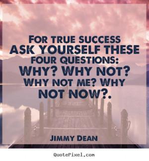 Jimmy Dean Inspirational Diy Quote Wall Art