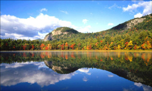 Free Inspirational Quotes - beautiful landscape calm lake mountains ...
