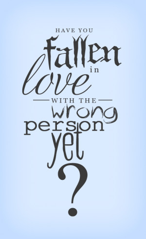 TMI quotes typography #3 by Blind-Jess