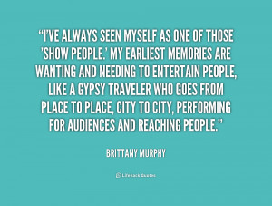 Quotes From Brittany Murphy
