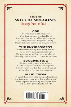 Willie Nelson Quotes About Marijuana