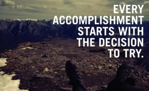 Inspirational Quotes About Accomplishments