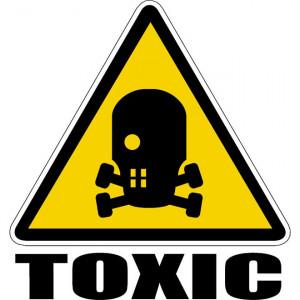 Toxic Waste Symbol