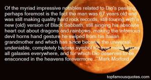 Famous The Heavens Quotes: best 1 quotes about Famous The Heavens