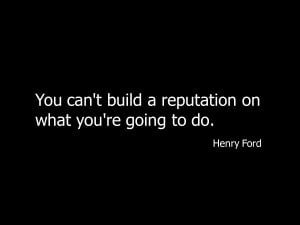 Henry Ford Quote Slide by BrittanyGibbons