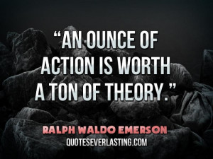 Ralph Waldo Emerson Quotes Famous
