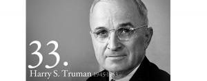 Barack Hussein Obama vs. Harry Truman … By Frank Li.