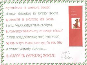 free funny christmas poems funny christmas card sayings and poems ...