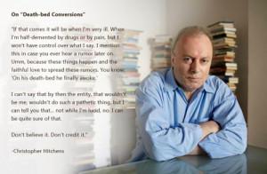 Hitchens deathbed conversion.jpg