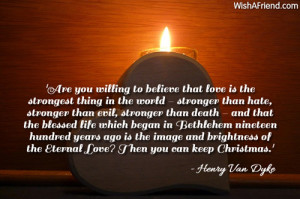 christian christmas love quotes