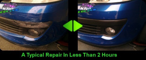 Car Dent Repair Warrington.