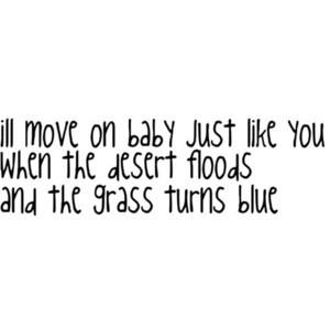 quote / lyrics carrie underwood - Polyvore
