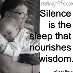 goal to bolster the importance of sleep is found in this great quote ...