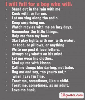 quotes perfect boyfriends quotes boyfriends quotes and sayings ...