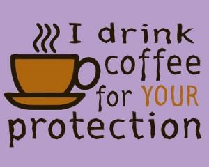 Let Me Get My Coffee