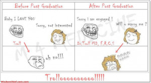 Before And After Graduation - Girls Vs Men