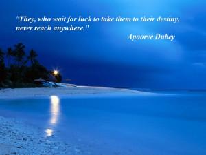 Best Quotes About Destiny