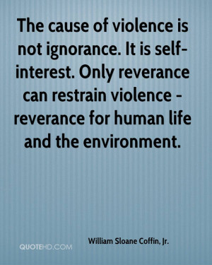 William Sloane Coffin, Jr. Quotes