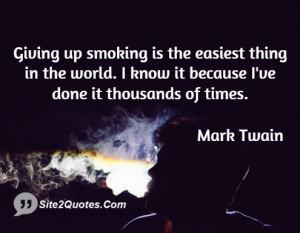 Funny Quotes - Mark Twain