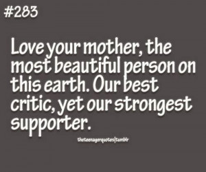 love you mom quotes from daughter