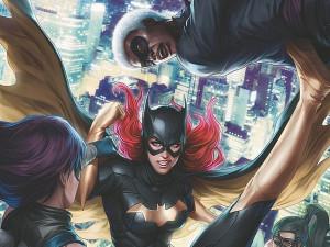 Alpha Coders Wallpaper Abyss Comics Batgirl 235004