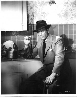 Lawrence Tierney in Born to Kill (1947)