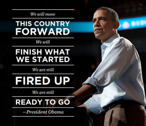obama quote in post