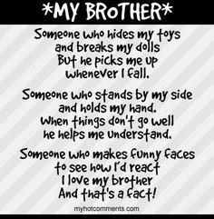 ... are like my brothers i don t have any blood related brothers but