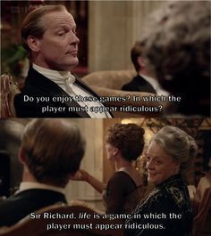 Downton Abbey Dowager Countess. Related Images