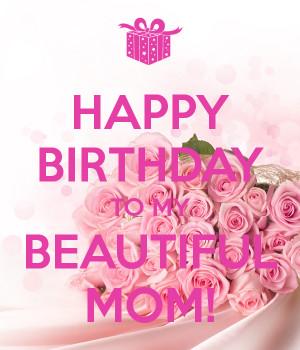 Happy Birthday Mom Happy Birthday Cake Quotes Pictures Meme Sister ...