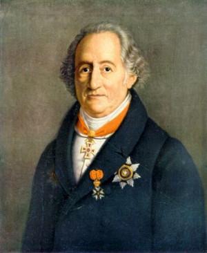 the words of goethe johann wolfgang von goethe 1749 1832 german poet ...