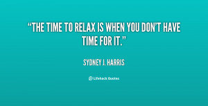 Time To Relax Quotes Preview quote