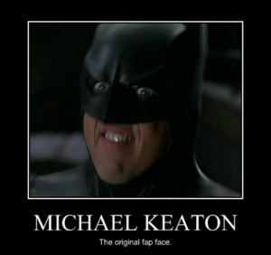 of 6 Michael Keaton As Batman