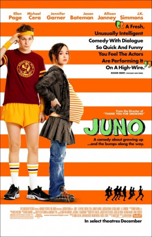 Juno, 2007.Director: Jason Reitman