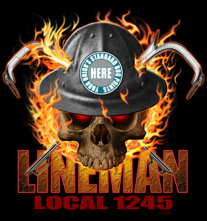 Power Lineman Designs #514 lineman