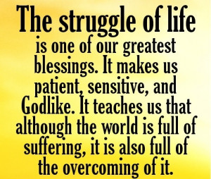 quotes about overcoming hard times