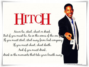 Hitch Quotes [hitch]