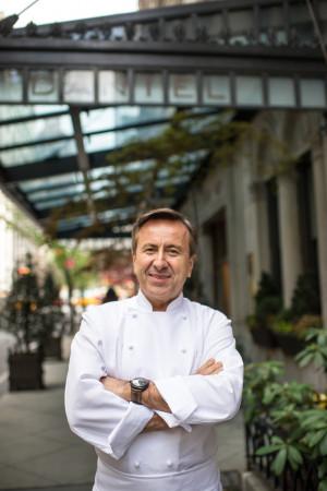 Elite 100 Speaks to Daniel Boulud of Restaurant DANIEL