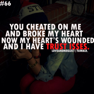 Related Pictures quotes about trust issues