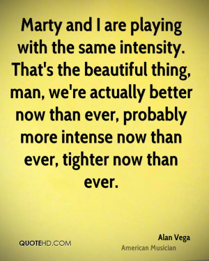 Alan Vega Quotes