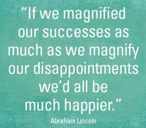 magnified-our-successes-abraham-lincoln-quotes-sayings-pictures.jpg