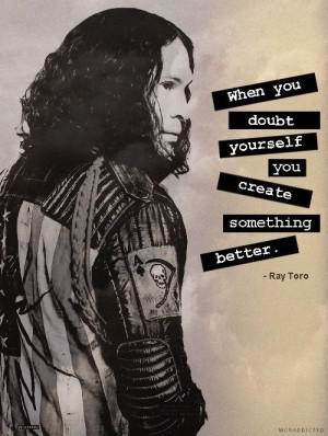 My Chemical Romance ~ Ray Toro